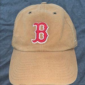 Boston Red Sox Carhartt hat